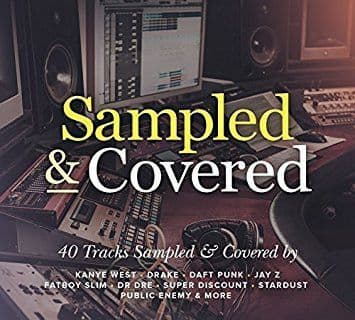 Various<br>Sampled & Covered<br>2CD, Comp